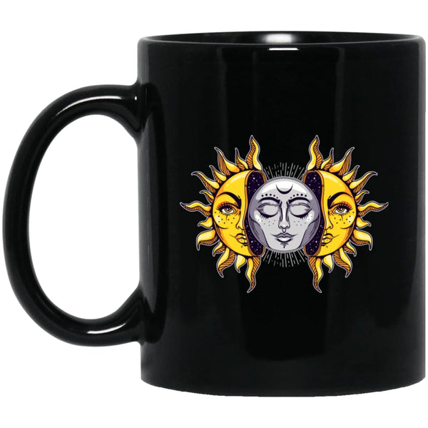 Sun And Moon Mug - The Moonlight Shop