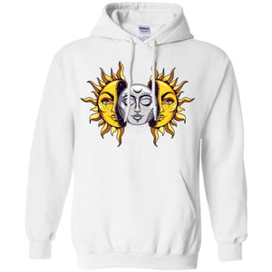 Sun And Moon Shirt - The Moonlight Shop