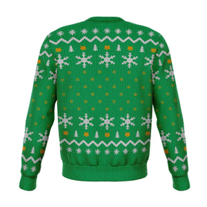 Witchmas Season Ugly Sweater