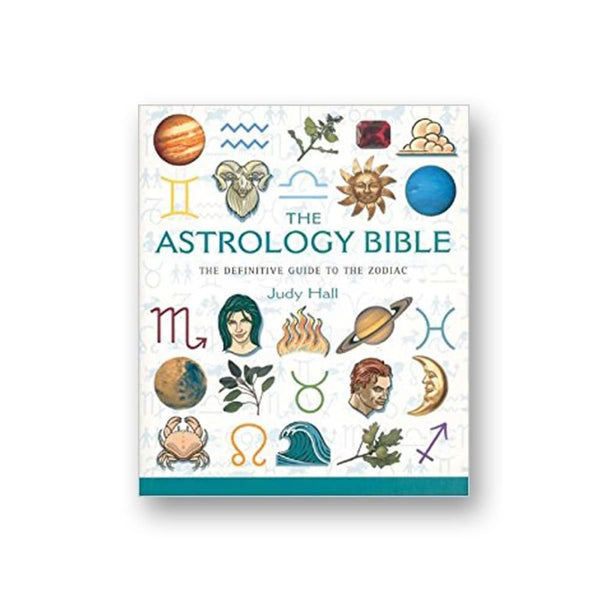 The Astrology Bible By Judy Hall - The Moonlight Shop