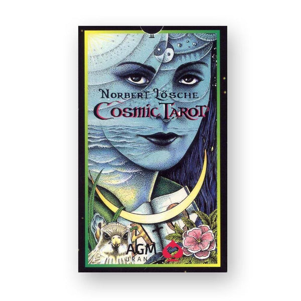 The Cosmic And Celestial Beings Tarot Deck - The Moonlight Shop