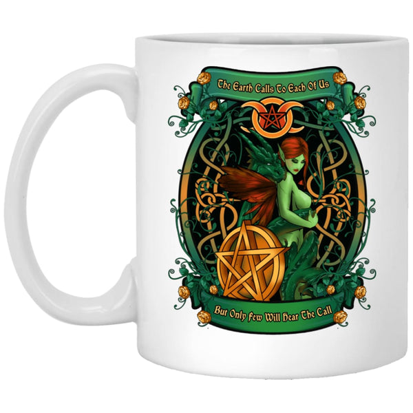 The Earth Calls Mug - The Moonlight Shop