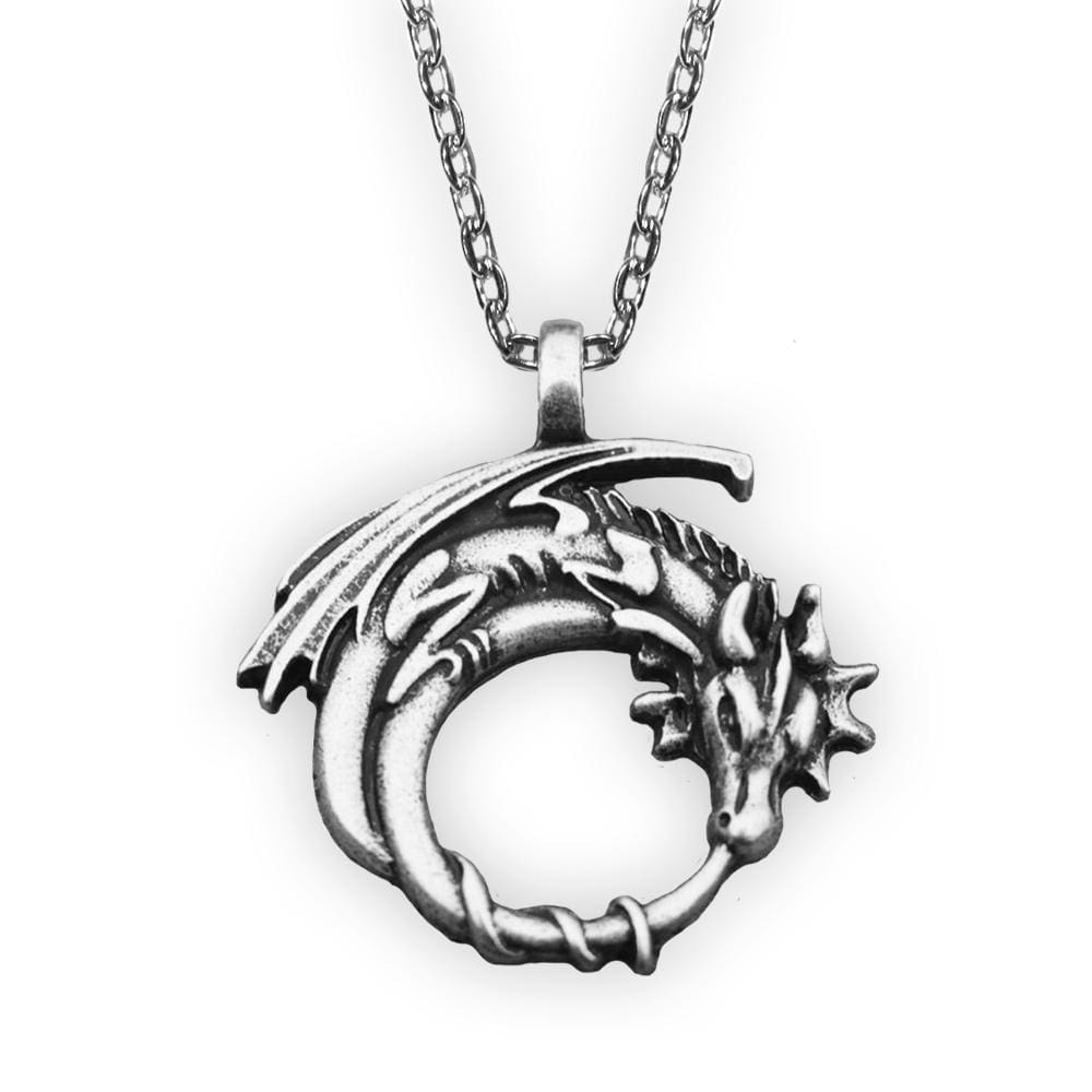 The Eternal Moon Guardian Necklace