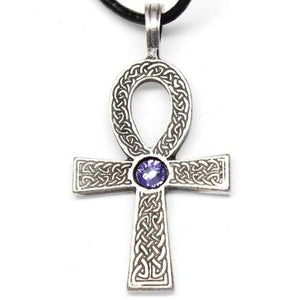 The God And Goddess Crystal Ankh - The Moonlight Shop