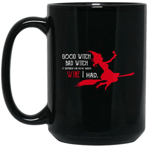 The Good Witch Bad Witch Mug - The Moonlight Shop