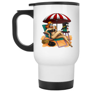 The Lazy Witch Mug - The Moonlight Shop