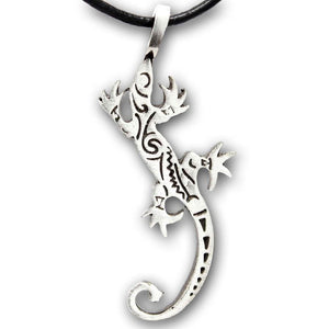 The Lizard Of Recreation And Achievement Necklace - The Moonlight Shop