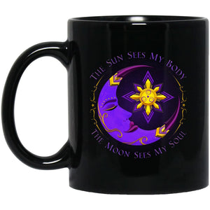 The Moon Sees My Soul Mug - The Moonlight Shop