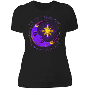 The Moon Sees My Soul Shirt - The Moonlight Shop