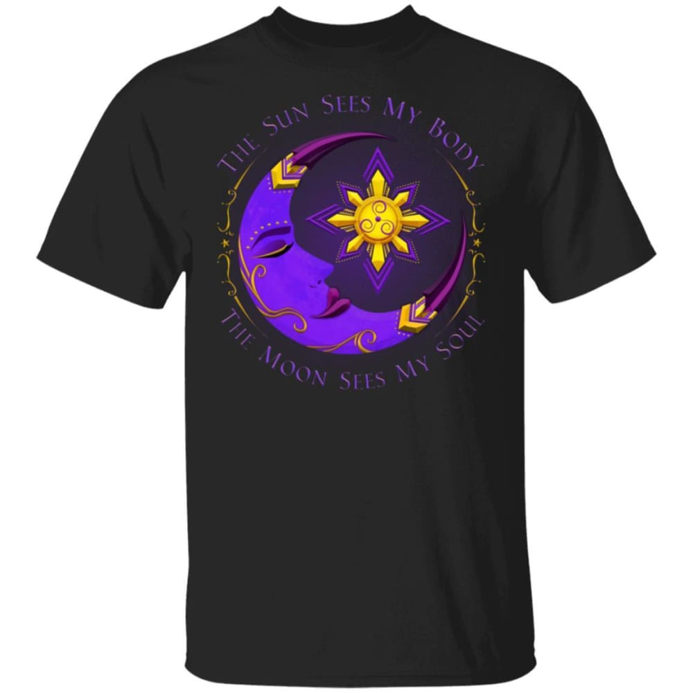 The Moon Sees My Soul Shirt