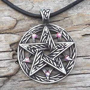 The Pentacle Of Power - The Moonlight Shop