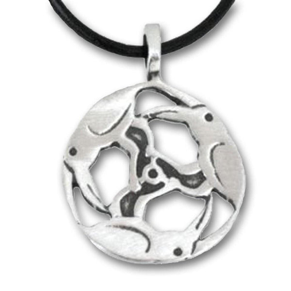 The Three Ravens Pendant - The Moonlight Shop