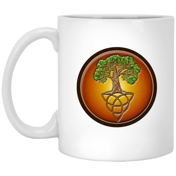 The Tree Of Life Mug - The Moonlight Shop
