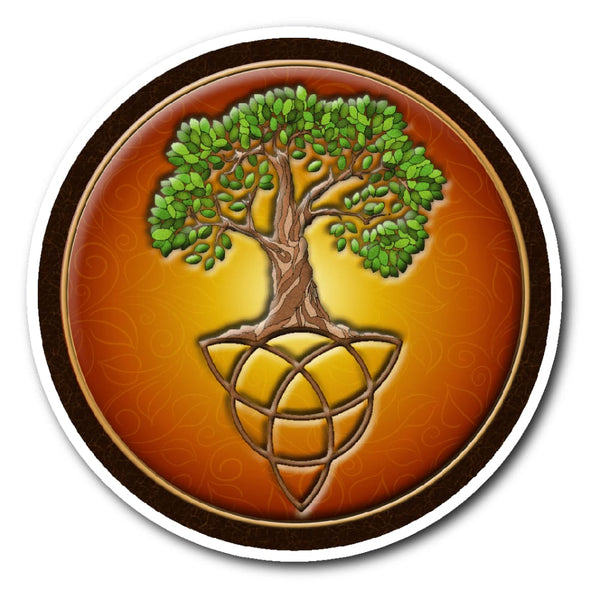 The Tree Sticker - The Moonlight Shop