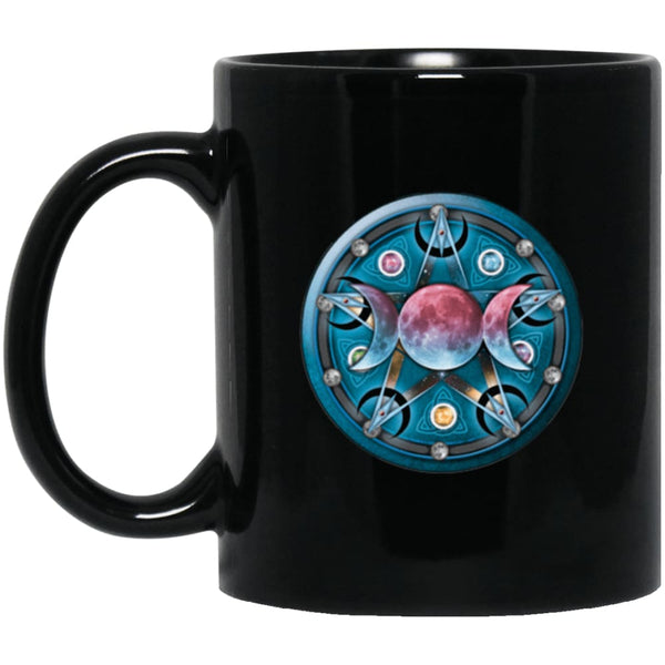 The Triple Goddess Mug - The Moonlight Shop