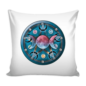 The Triple Goddess Pillow Case - The Moonlight Shop