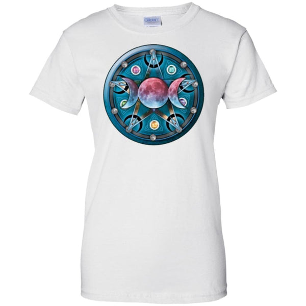 The Triple Goddess Shirt - The Moonlight Shop