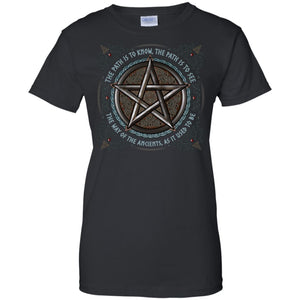 The Way Of The Ancients Shirt - The Moonlight Shop