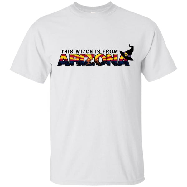 This Witch Is From Arizona Shirt - The Moonlight Shop
