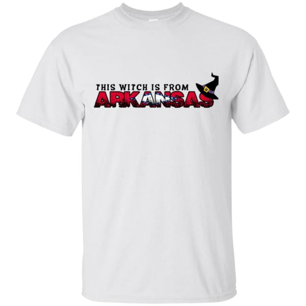 This Witch Is From Arkansas Shirt - The Moonlight Shop