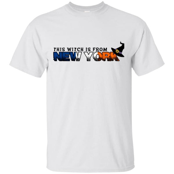 This Witch Is From New York Shirt - The Moonlight Shop