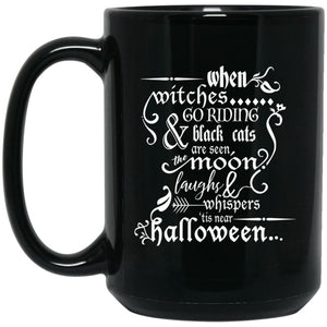 Tis Near Halloween Mug - The Moonlight Shop