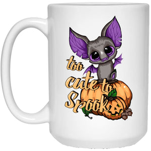 Too Cute To Spook Mug - The Moonlight Shop