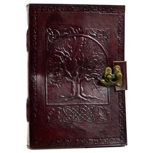 Tree Of Life Book Of Shadows - The Moonlight Shop