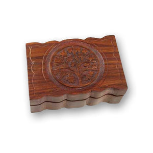 Tree Of Life Magickal Trinkets And Herb Box - The Moonlight Shop