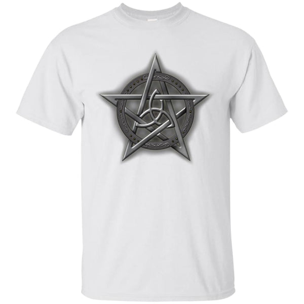 Triquetra In Pentacle Shirt - The Moonlight Shop