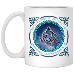 Triquetra Mug - The Moonlight Shop