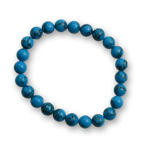 Turquoise Gemstone Bracelet - The Moonlight Shop