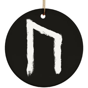 Uruz Rune Ornament - The Moonlight Shop