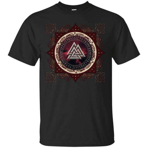 Valknut Shirt - The Moonlight Shop