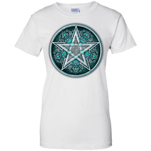 Water Pentacle Shirt - The Moonlight Shop