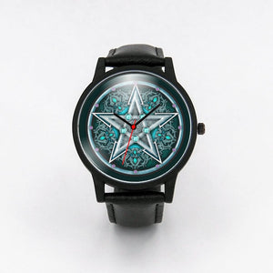 Water Pentacle Watch - The Moonlight Shop