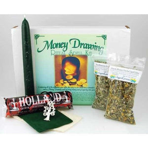 Wealth And Prosperity Ritual Kit - The Moonlight Shop