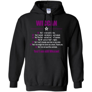 Wiccan Checklist Shirt - The Moonlight Shop