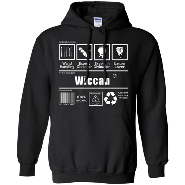 Wiccan Instructions Hoodie - The Moonlight Shop