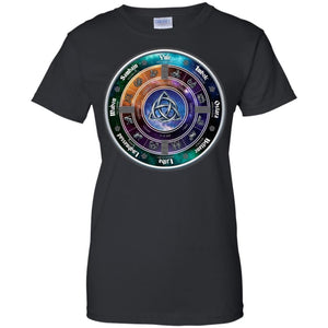 Wiccan Sabbats Shirt - The Moonlight Shop