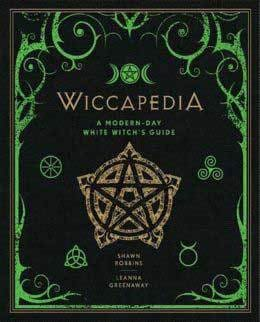 Wiccapedia: Modern-Day White Witchs Guide (Hc) By Robbins & Greensway - The Moonlight Shop