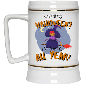 Witch All Year Mug - The Moonlight Shop