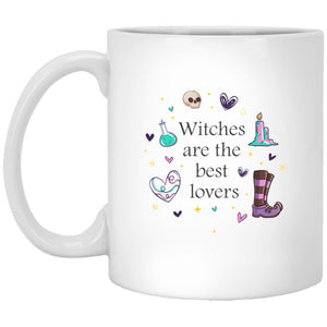 Witches Are The Best Lovers Mug - The Moonlight Shop