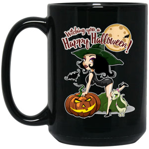 Witching You A Happy Halloween Mug - The Moonlight Shop