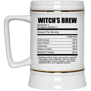 Witchs Brew Mug - The Moonlight Shop