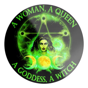 Witchs Power Sticker - The Moonlight Shop