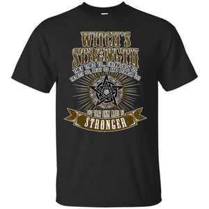 Witchs Strength Shirt - The Moonlight Shop