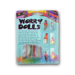 Worry Dolls - The Moonlight Shop
