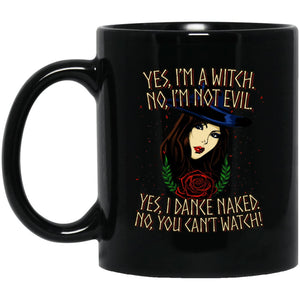 Yes Im A Witch Mug - The Moonlight Shop