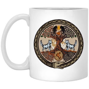 Yggdrasil Mug - The Moonlight Shop